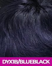 New Born Free Cutie Too Collection - Synthetic Wig - CTT96 DYX1B/BLUE_BLK Synthetic Hair Wigs