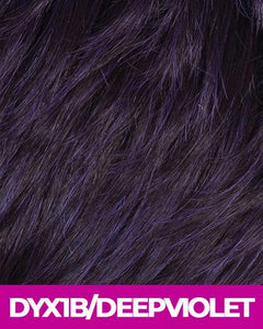 New Born Free Cutie Too Collection - Synthetic Wig - CTT96 DYX1B/D_VIOLET Synthetic Hair Wigs