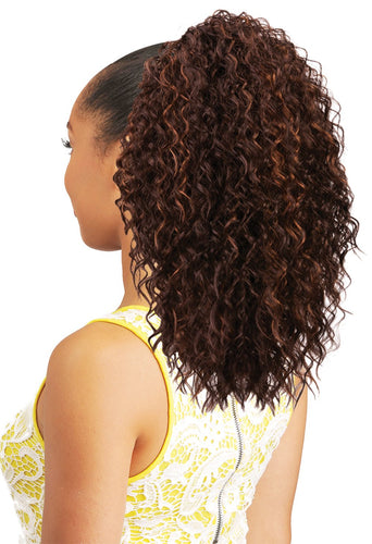 NEW BORN FREE DRAWSTRING PONYTAIL 0355 SHAVON Drawstring Ponytail
