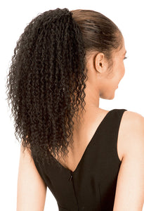 NEW BORN FREE DRAWSTRING PONYTAIL 0359 PORSHA Drawstring Ponytail