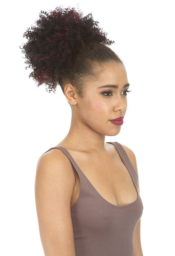 NEW BORN FREE DRAWSTRING PONYTAIL AFRO 0364 RUDY Drawstring Ponytail Afro