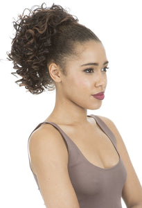 NEW BORN FREE DRAWSTRING PONYTAIL AFRO 0366 KAY Drawstring Ponytail Afro