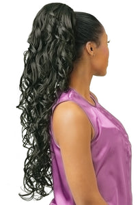 NEW BORN FREE DRAWSTRING PONYTAIL GYPSY WAVE 0203 Drawstring Ponytail