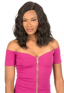 New Born Free Magic Lace Deep Part Lace Wig 10 - MLD10 Synthetic Hair Lace Front Wigs