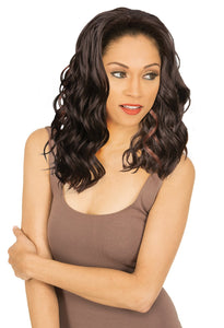 NEW BORN FREE SYNTHETIC HAIR HALF WIG 3338F SHEREE Synthetic Hair Half Wigs