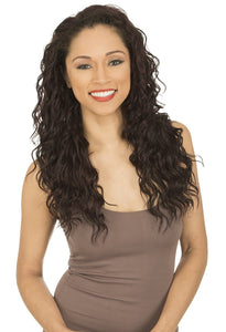 NEW BORN FREE SYNTHETIC HAIR HALF WIG ZAYDAY 6075F Synthetic Hair Half Wigs