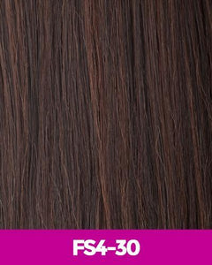NEW BORN FREE SYNTHETIC HAIR HALF WIG ZAYDAY 6075F FS4/30 Synthetic Hair Half Wigs