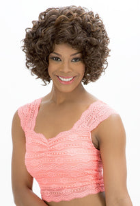 NEW BORN FREE SYNTHETIC HAIR WIG 1303 OMARI Synthetic Hair Wigs