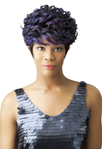 NEW BORN FREE SYNTHETIC HAIR WIG 14028 TRIXIE Synthetic Hair Wigs