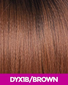 NEW BORN FREE SYNTHETIC HAIR WIG CARDI 4046 DYX1B/BROWN Synthetic Hair Wigs
