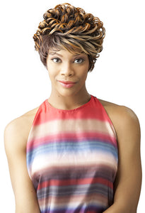 NEW BORN FREE SYNTHETIC HAIR WIG RONNIE 3327 Synthetic Hair Wigs