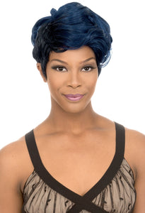 NEW BORN FREE SYNTHETIC HAIR WIG SAMORE 3332 Synthetic Hair Wigs