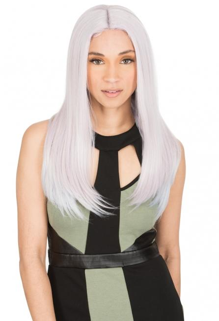 New Born Free Synthetic Lace Front Wig - SLIM LINE LACE PART WIG - SLW32 Synthetic Hair Lace Front Wigs