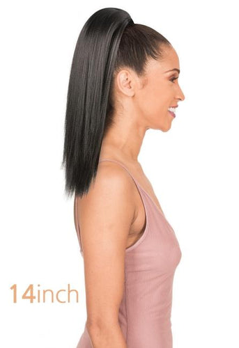 Ponytail Straight 14