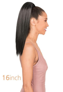 Ponytail Straight 16