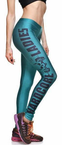 PROATHLETE DIGITAL PRINTED LEGGINGS FOR WOMEN 10 / L leggings for women