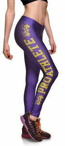PROATHLETE DIGITAL PRINTED LEGGINGS FOR WOMEN 11 / L leggings for women