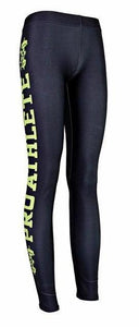 PROATHLETE DIGITAL PRINTED LEGGINGS FOR WOMEN 5 / L leggings for women