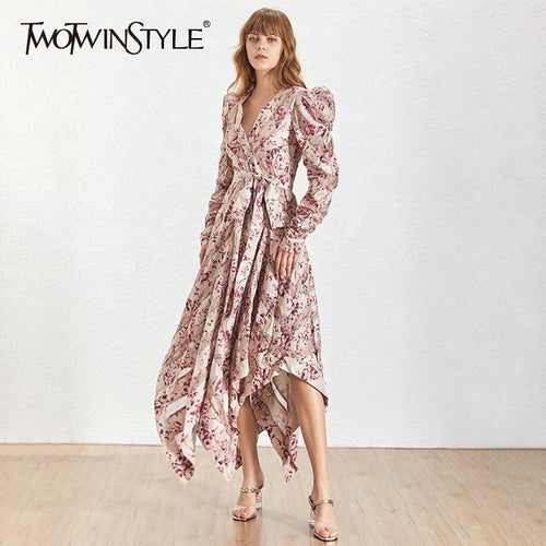 TWOTWINSTYLE Summer Dress - TDR19652