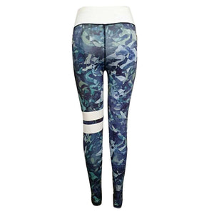 Women High Waist Sports Gym Yoga Running Fitness Leggings Pants Athletic Trouser L yoga pants