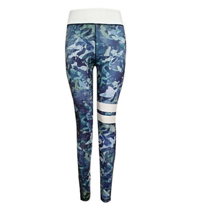 Women High Waist Sports Gym Yoga Running Fitness Leggings Pants Athletic Trouser M yoga pants