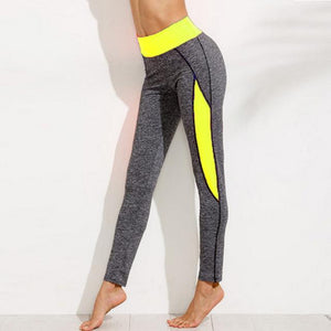 Yoga Pant Leggings for Women Yellow / S yoga pants