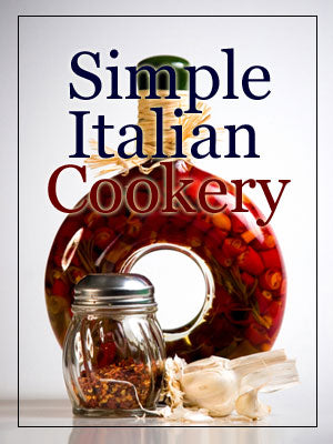 Discover the Secrets to Italian cookery.