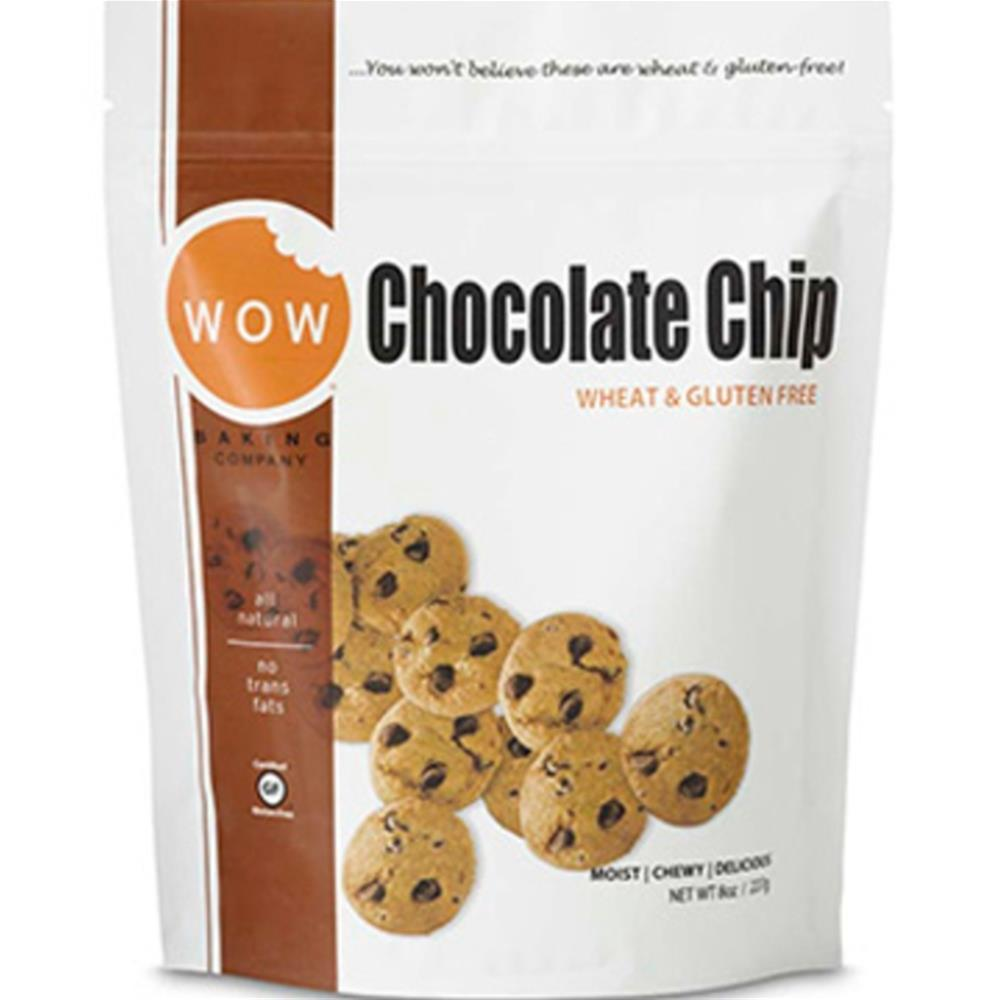 WOW Baking - Chocolate Chip Cookies ( 12 - 8 oz bags)