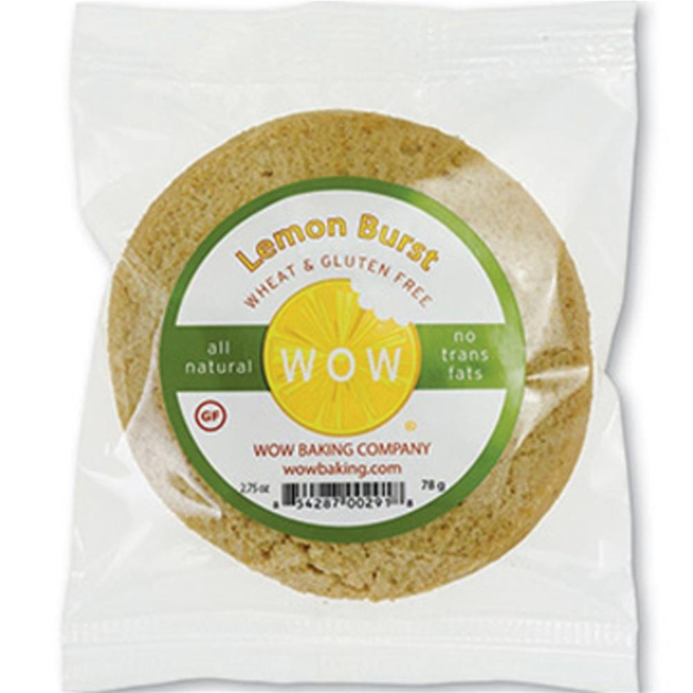 WOW Baking - Lemon Burst Single Cookies ( 12 - 12 oz bags)