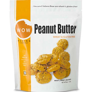 WOW Baking - Peanut Butter Cookies ( 12 - 8 oz bags)