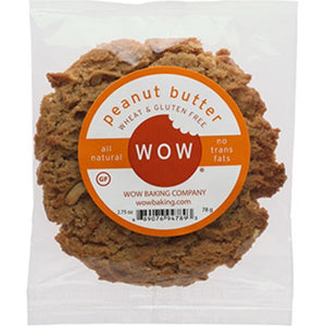 WOW Baking - Peanut Butter Single Cookies ( 12 - 12 oz bags)