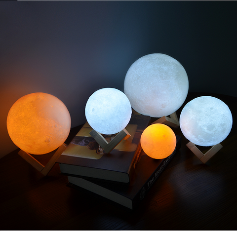 The Original Moon Lamp