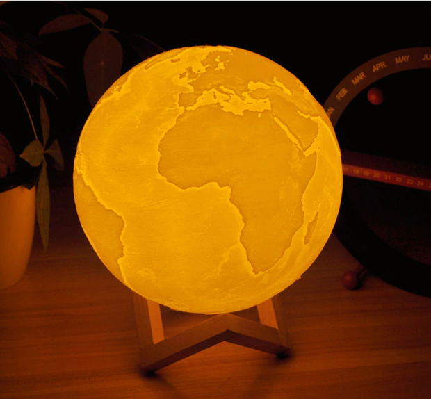 The Earth Space Lamp™
