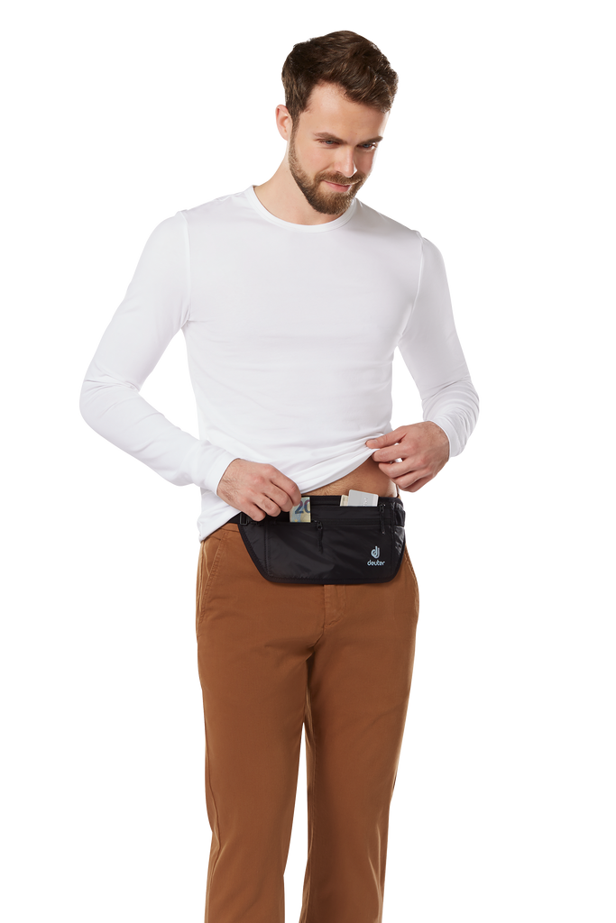 New Products Security Money Belt II with RFID BLOCK 3