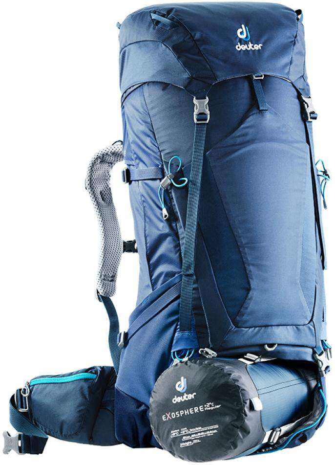 Backpacking FUTURA VARIO 50 + 10