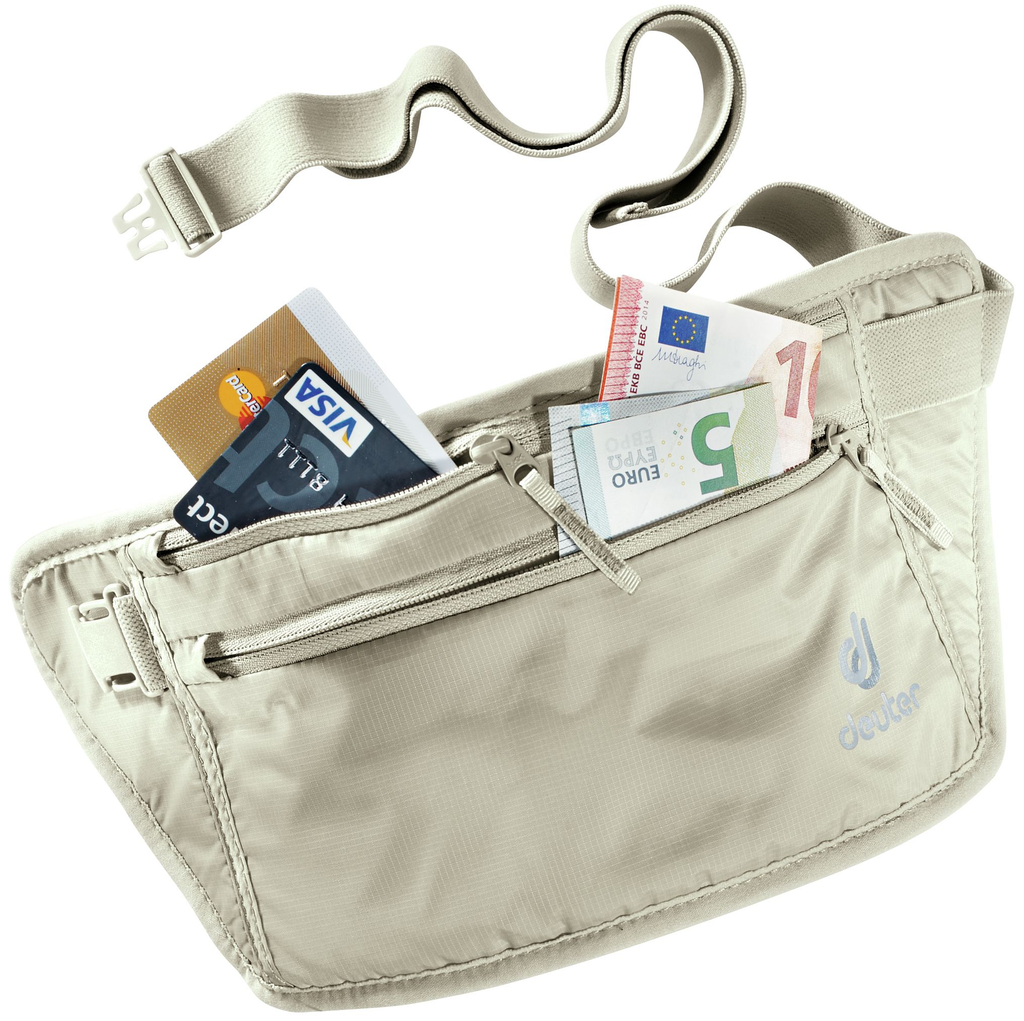 New Products Security Money Belt II with RFID BLOCK 1