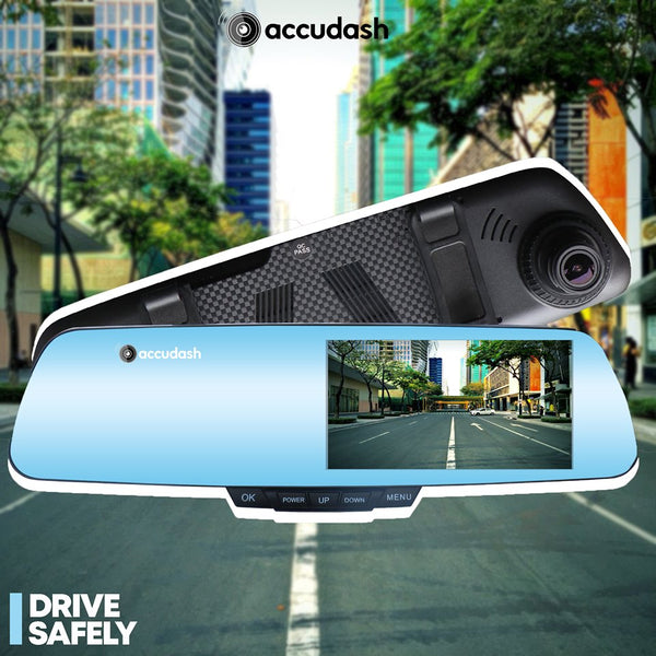 Accudash® Dual Camera