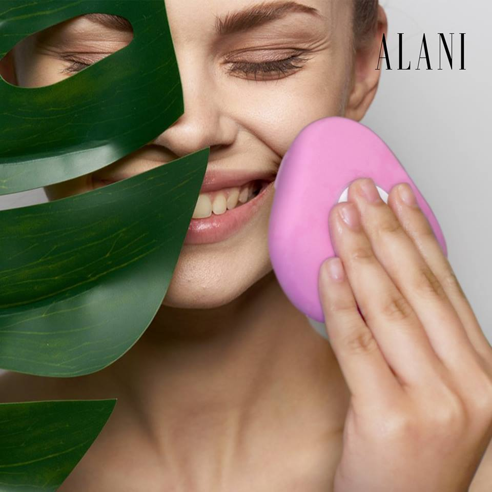 Alani® Sonic Cleaner and Facial Massager