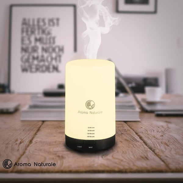 Aroma Naturale® Essential Oil Diffuser (Includes 5 Essential Oils)