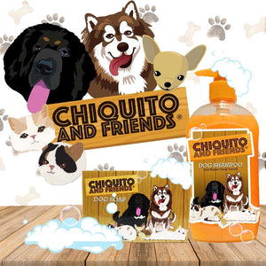 Chiquito and Friends (CAF) Dog Shampoo and Soap