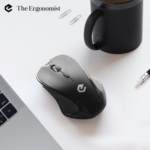 The Ergonomist™ Helix30 Wireless Optical Mouse