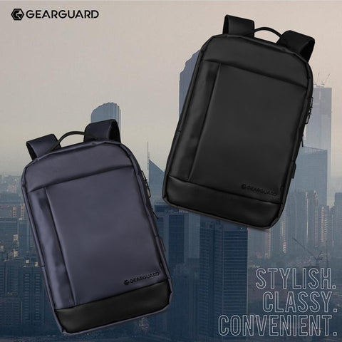 Gearguard® Narvajo Anti-theft Backpack