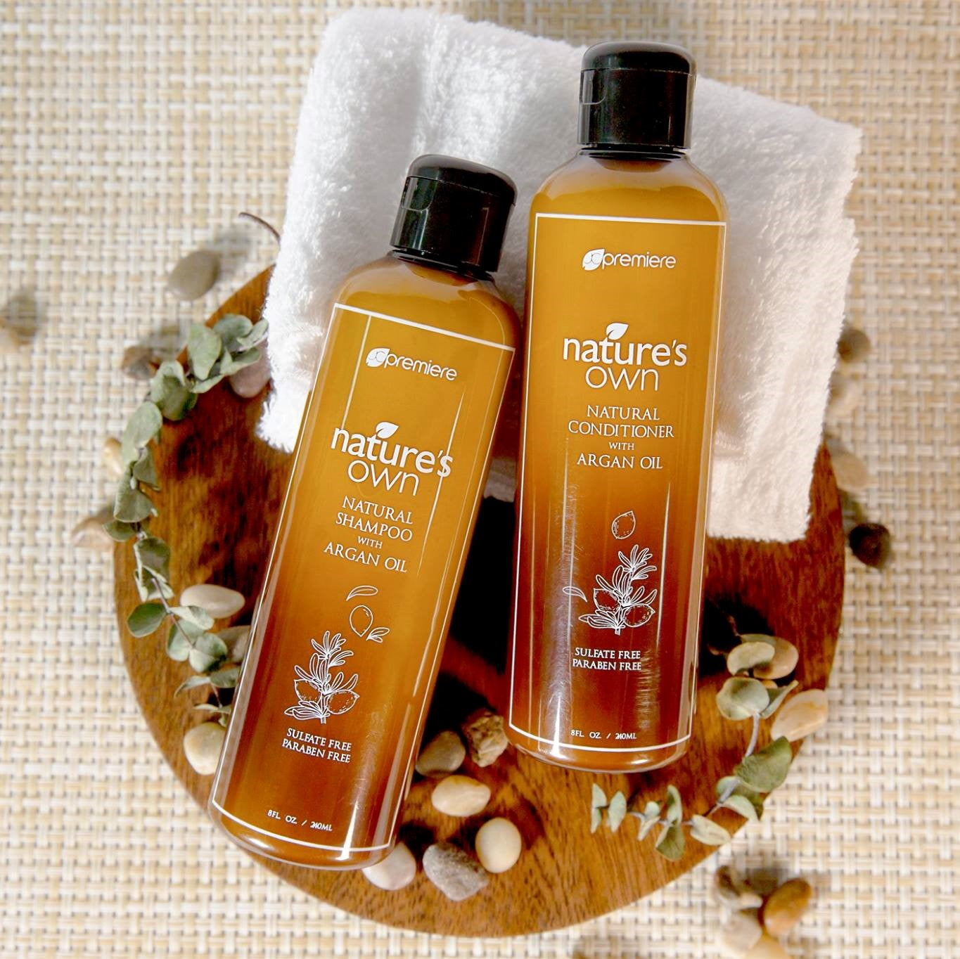 Nature's Own Shampoo and Conditioner