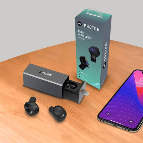 Proton True Wireless Earbuds