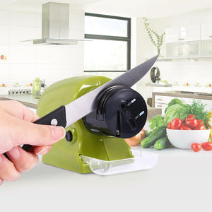 Swift Sharp™ Motorized Knife Sharpener