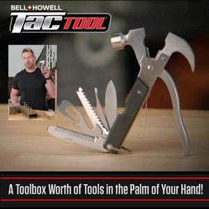 TacTool™ (18 tools in 1)