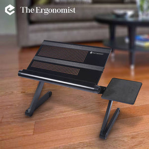 The Ergonomist™ Multifunctional Laptop Table
