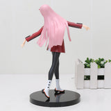 NEW,Anime DARLING in the FRANXX Zero Two PVC Action Figure Model - ardens toys