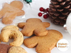 Christmas special: Gingerbread man cookie