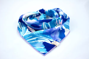 Tropical Pastel Bandana - The Moxie Collection